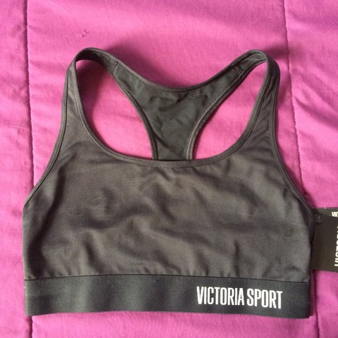 9cef1a8f0dc Victoria s Secret sports bra. Size small. Brand new