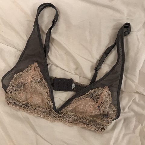 7de321609f65aa Bralette from urban outfitters! Really cute combination of - Depop