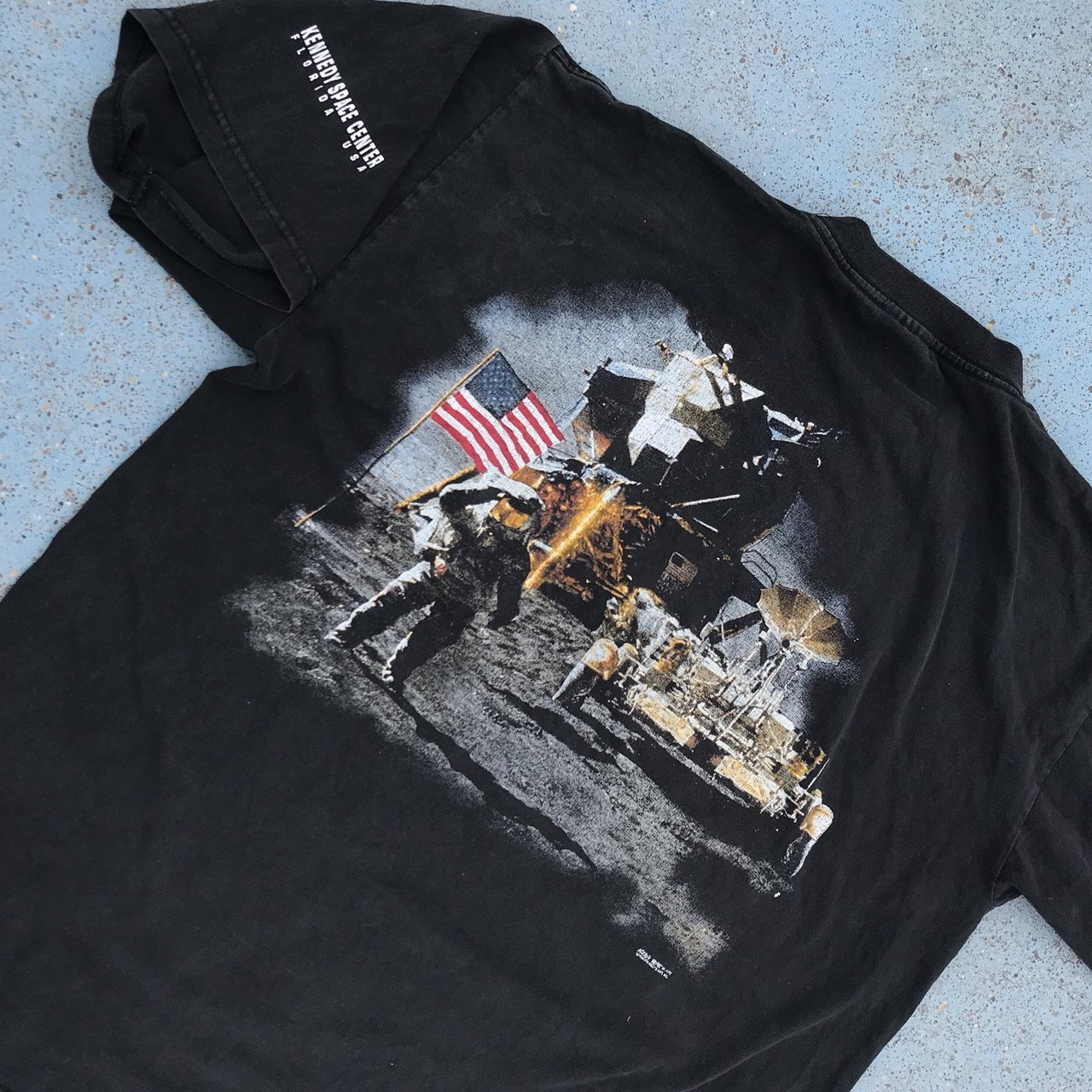 like  if the moon landing was faked 🤧 Vintage 1997 Space - Depop 13da243bc36d