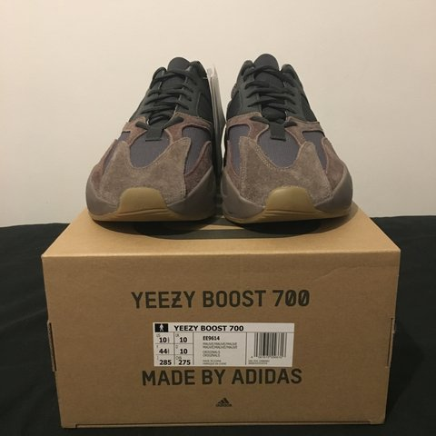 735335f11417d Adidas Yeezy Boost 700 Wave Runner 100% Authentic Brand to - Depop