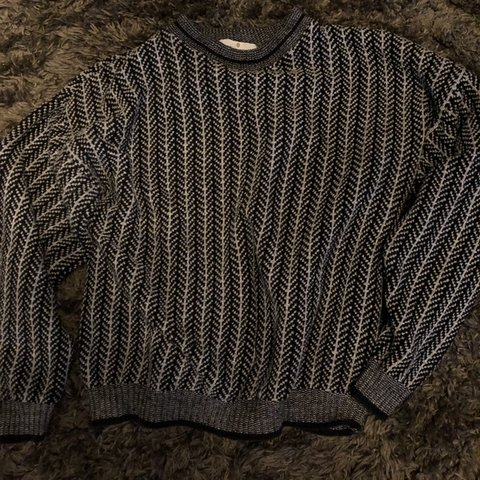 6d4e21be3a23  fellishalynn. 2 months ago. United States. Bill Blass vintage men s oversized  sweater size xl. 90 s winter sweater so cute and super ...