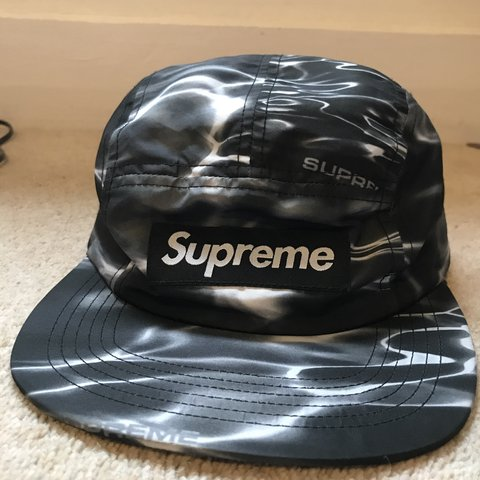 SS18 Supreme Cap Bought at SnekerCon London Retail 55 Will - Depop 696b48c70502
