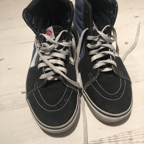 060b866a43 Vans Sk8-Hi Men Vans classic high tops snickers Size but - Depop