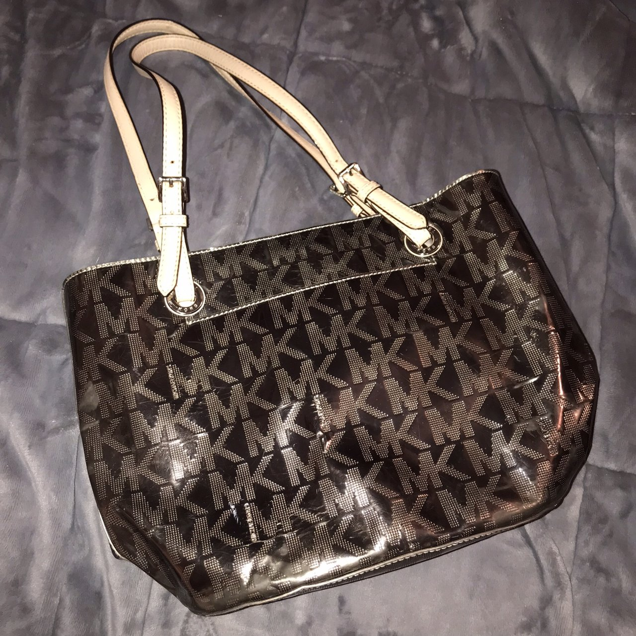 75242414b8a63c Michael Kors Bag and matching Purse, Used only a couple of - Depop