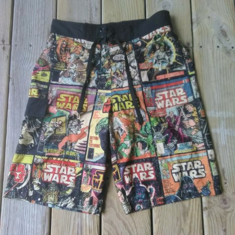Cool ass shorts. Perfect shorts for the summer time(  wear M - Depop c88ffbf3c