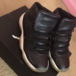 534de88db2ed05 Nike Air Jordan XI Heiress size 6 for women s and size 4Y go - Depop