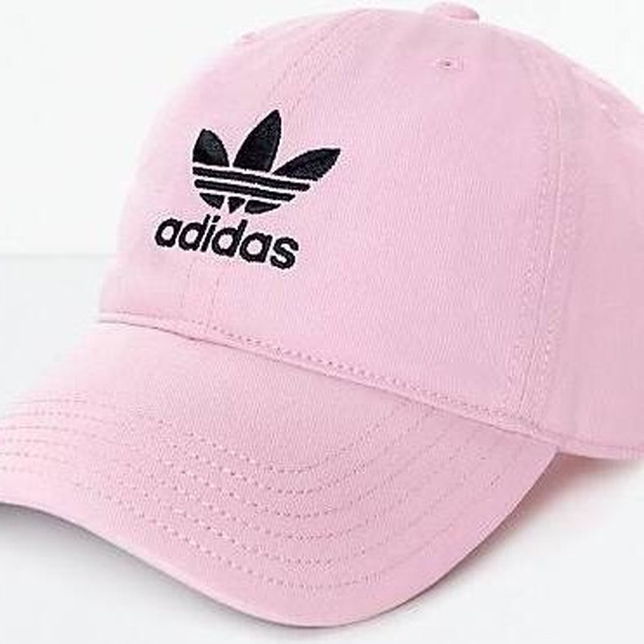 "4ddacaa8106e2 Light pink adidas ""dad"" hat. brand new. Never been worn. - Depop"