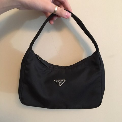 662377750c39 Prada Tessuto Sport Mini Bag   Authentic! In the color In no - Depop