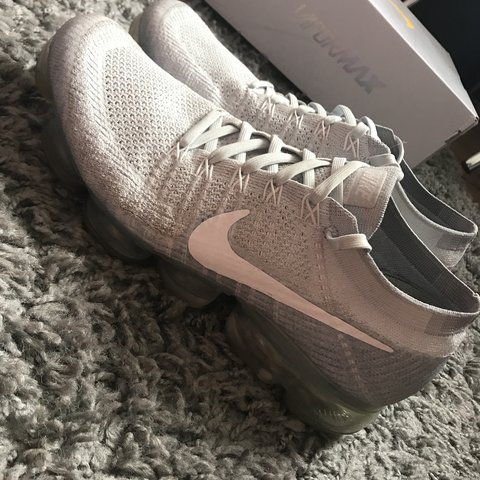 764710a8dbdc1 Nike Air Vapormax Flyknit SE trainers. Comes with original - Depop