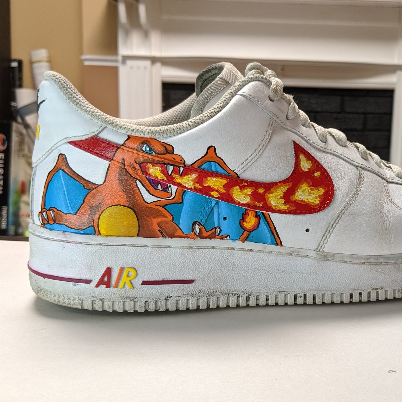 personalised air force 1s