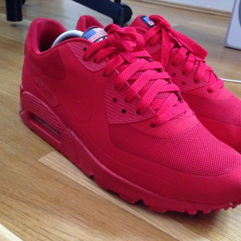 44282bb7573  supremeboy. 4 years ago. Nike Air Max Independence Day Red size ...
