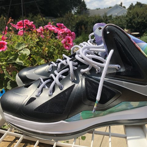 best sneakers 26437 351b5 Nike Lebron 10 Prism Size. 13 2012- 0