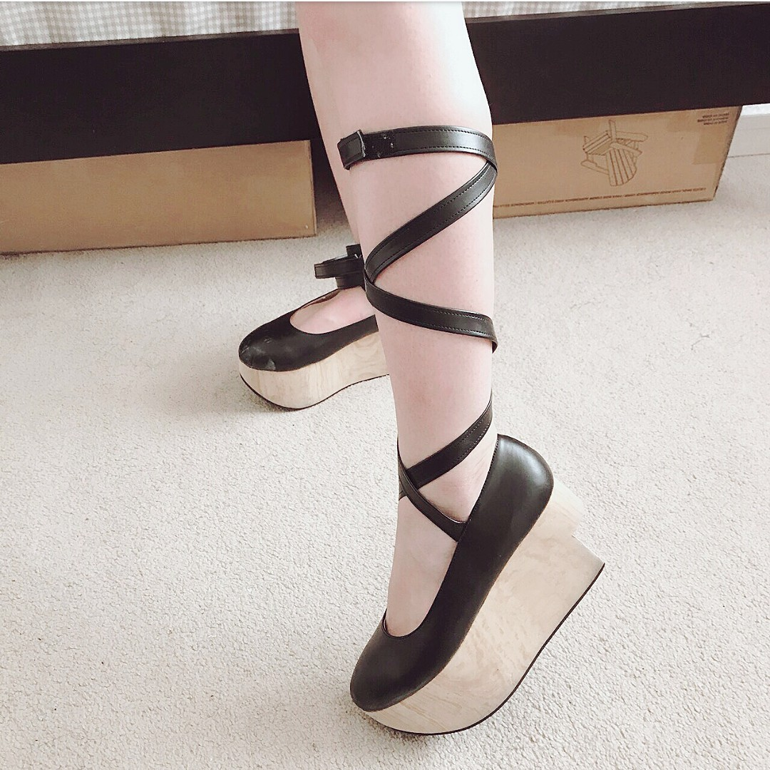 Adorable Rocking Horse Shoes By Bodyline Gently Depop