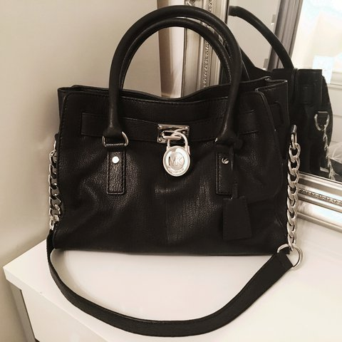 d4266a88c8a4 @abbielhunter. last year. Edinburgh, UK. Genuine Michael Kors black