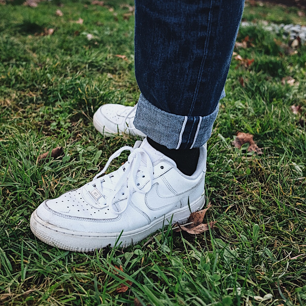 Nike Air Force 1 Size 8 Mens Size 9.5