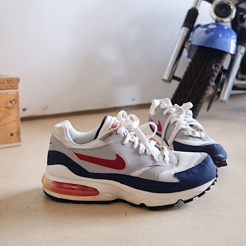 finest selection b2479 e6b6e  35mmcldn2. 3 months ago. Seattle, United States. Vintage Nike Air Max Burst  ...