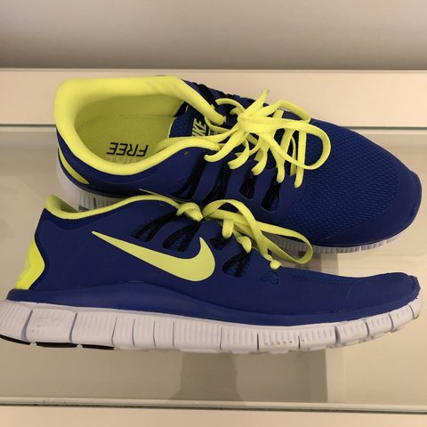 best sneakers c0d8e 37e7a  lauraturnidge. 3 months ago. Camberley, United Kingdom. Nike Free 5.0  Trainers Running Shoes, Mens, Brand New ...