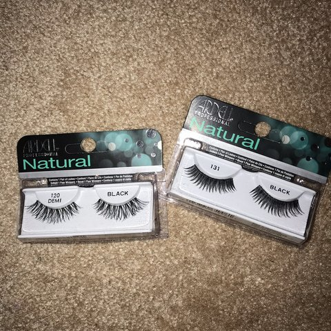 dd0de87c6fc @amnesxa. 2 days ago. United States. new ardell natural lashes in the style  120 Demi 131