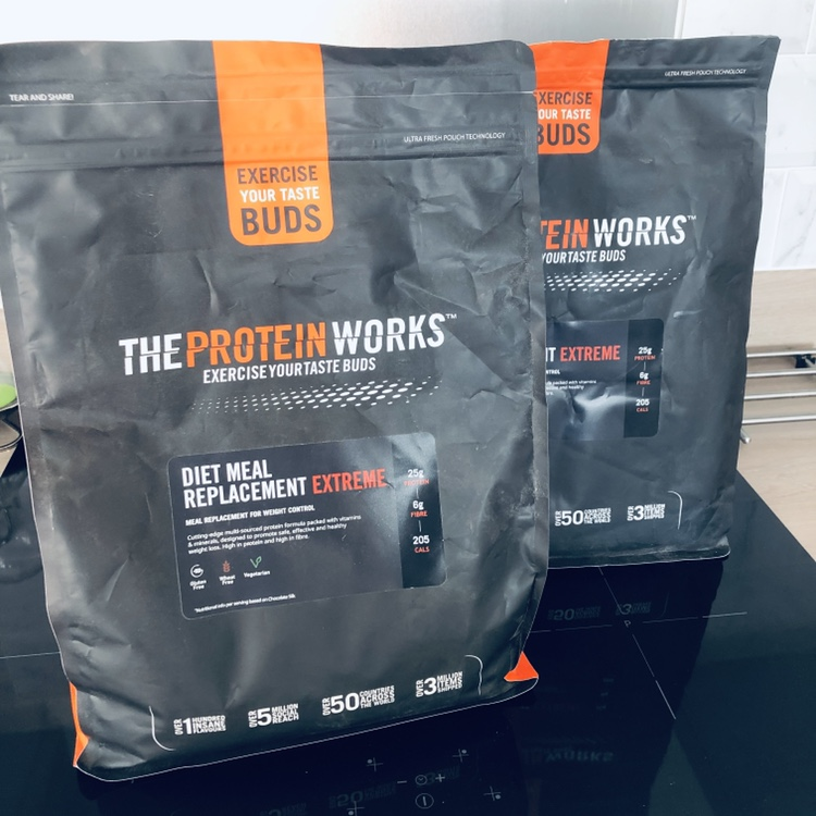 The Protein Works Diet Meal Replacement Shake Depop