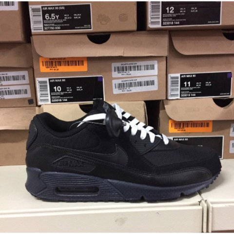 differently fa20e afb41 Nike air max 90 Black- 0