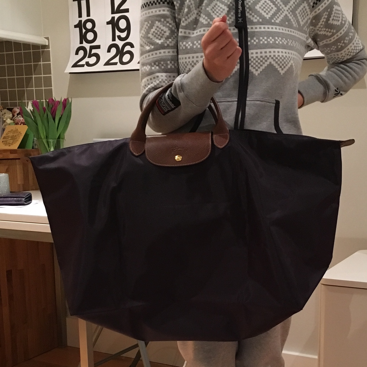Purchase > longchamp pliage xl travel bag, Up to 78% OFF