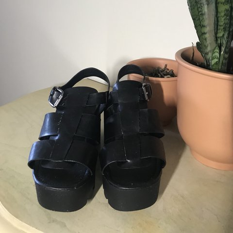16c9a18a56c Cathy Jean Platform Sandals ✲ ✲ ✲ The cutest when worn with - Depop