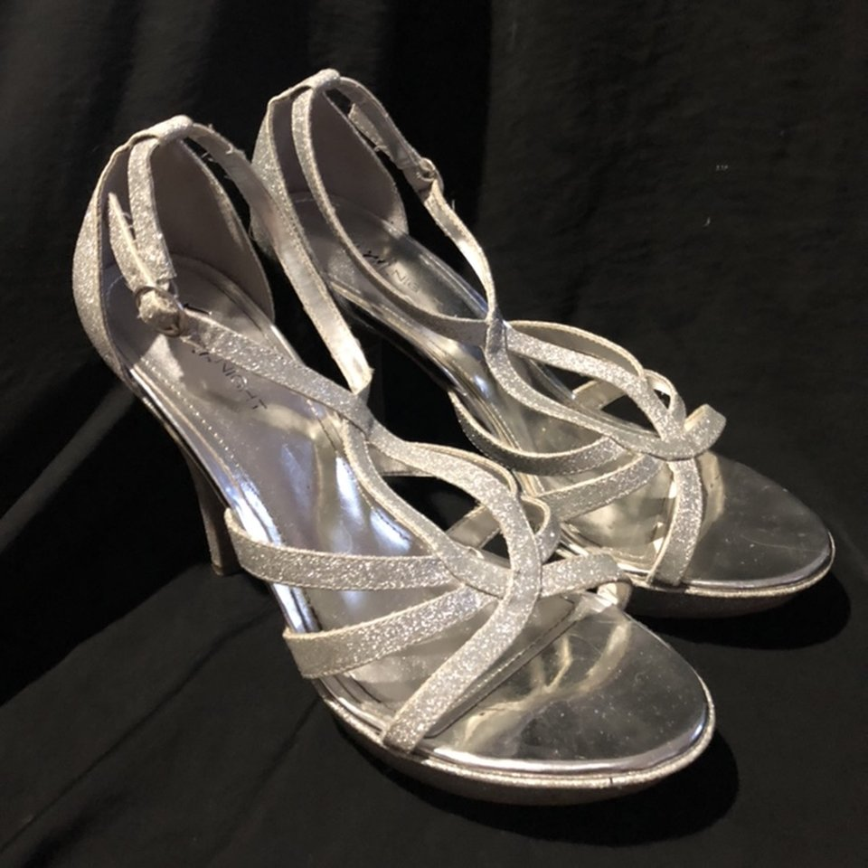 sparkly sandals size 11