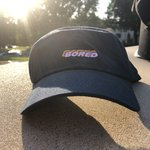 bad3e96ab5be2 this item is a black dunkin donuts hat that i bought at 7-10 - Depop