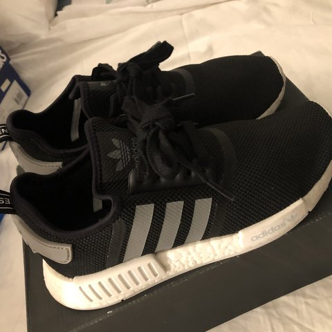 9d6b31907f5d3 Adidas nmd R1 size 6uk 39.5eur condition 8 10 - Depop