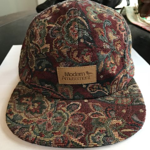 5040c261df080  olmshred. 5 months ago. United States. Modern Amusement 5-Panel hat