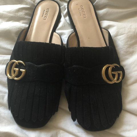adc479464d4 Authentic! Gucci shoes bought online off of Neiman Marcus - Depop