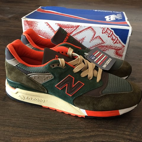 premium selection 33fee ee60f @julessav. 4 years ago. Lyon, France. For sale DS new balance 998 j crew concrete  jungle ...