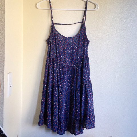 aa4862932a4 FREE SHIPPING 💌 Brandy Melville jada dress DUPE. The brand - Depop