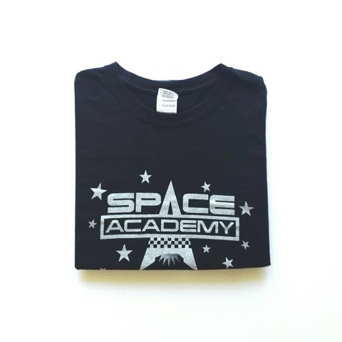 3a94a78597607 Vintage space academy T-shirt size large - supreme condition - Depop