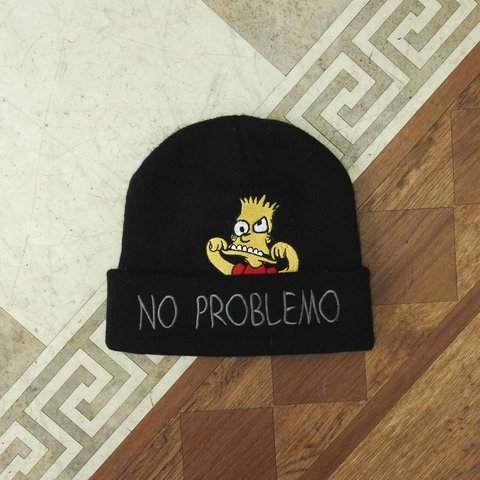 30a1359a0b7 Vintage bart simpson hat - supreme condition - any questions - Depop