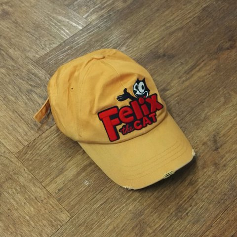 139a8807938 Vintage felix the cat cap - supreme retro condition - any - - Depop