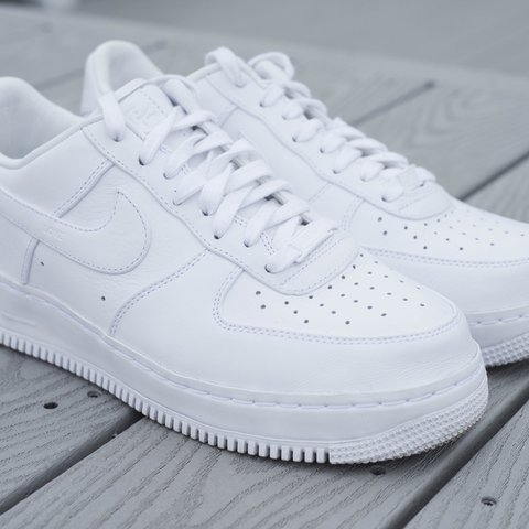 "93b04f8003f Exclusive   limited edition   custom ""RWTW"" AF1 Men s gently - Depop"