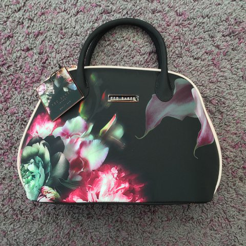 b50a6347b Ted Baker Beauty Bag But Can Be Used For Anything. Brand Has - Depop