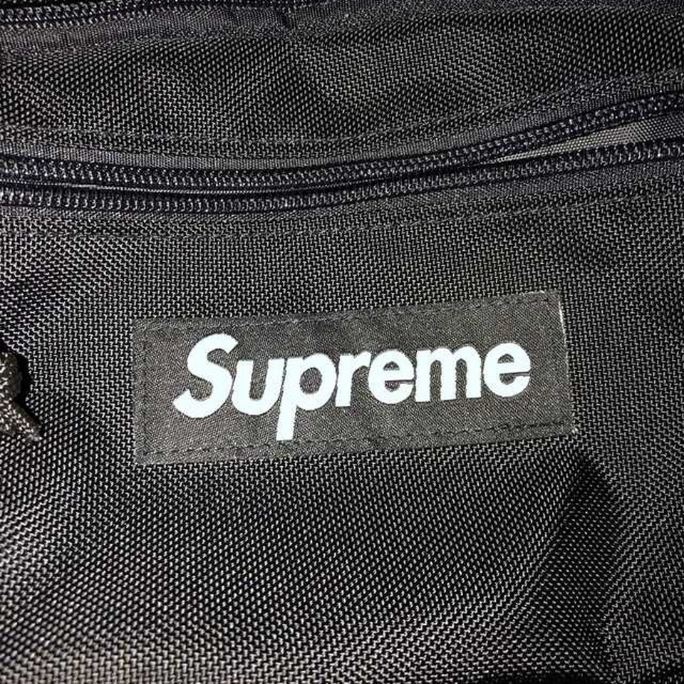 Supreme SS18 waist bag Used once, not my girls style Depop