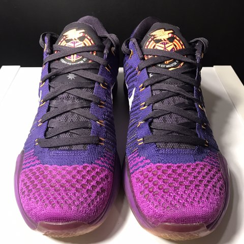 321eb57ddef Kobe Bryant Nike X Elite Low a half size too small. Some in - Depop