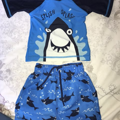 54b4e85379 @amezz99. 11 months ago. Mansfield, United Kingdom. Baby boy swimwear