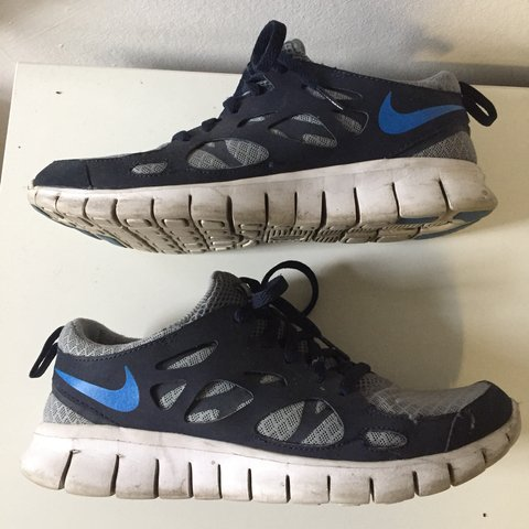 dde12fb2ba3b NIKE free run 2 trainers. UK size 5.5. Originally £50  nike - Depop