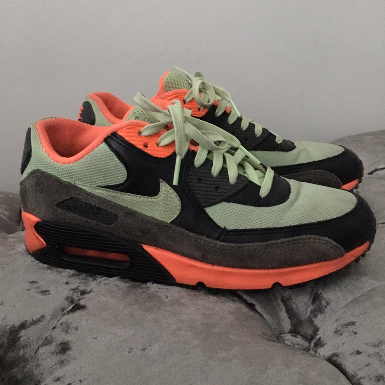 new style c16bb 36a84 Nike air max 90 8.5UK Limited edition Brought from... - Depop