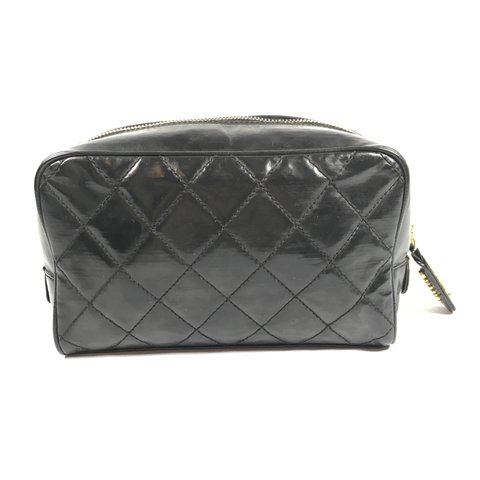 65789a5ada6 @spadecreationslux. 10 months ago. New York, United States. Authentic Chanel  patent leather cosmetic case
