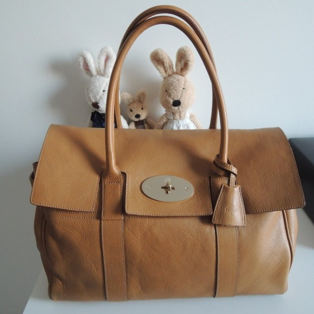 Genuine 100% mulberry bayswater leather handbag with receipt - Depop 21cc805f65b33