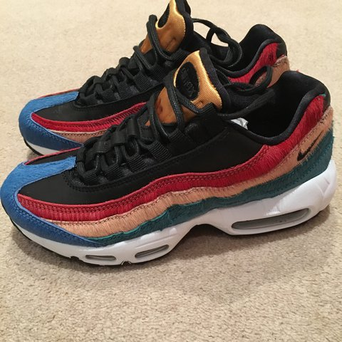 online retailer 3e1a2 d4074 Nike air max 95 leather- 0