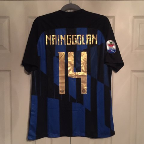 72f15a297 Inter Milan 20th Anniversary 2018 19 Home Football with Size - Depop