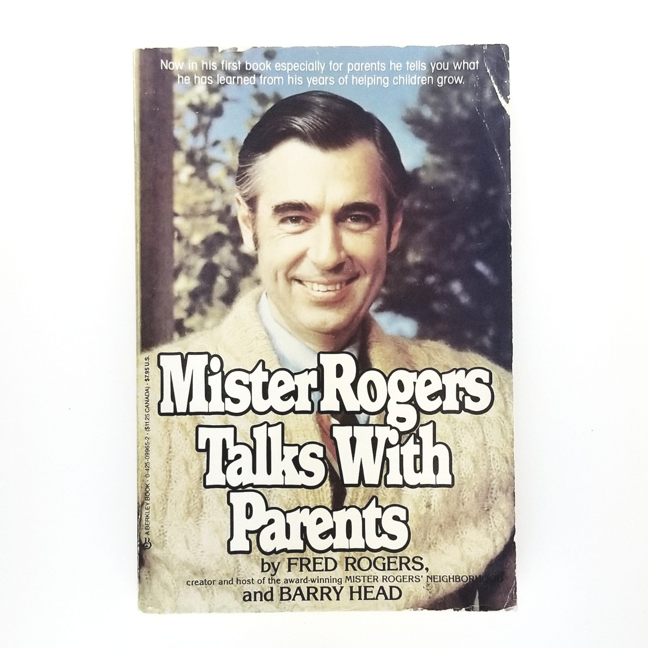 Mister Rogers Talks With Parents By Mr Fred Rogers Depop
