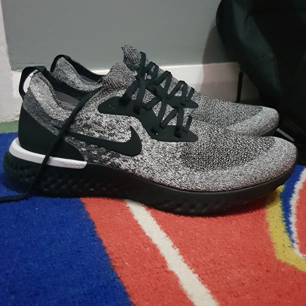 Nike Epic React Flyknit(Cookies and