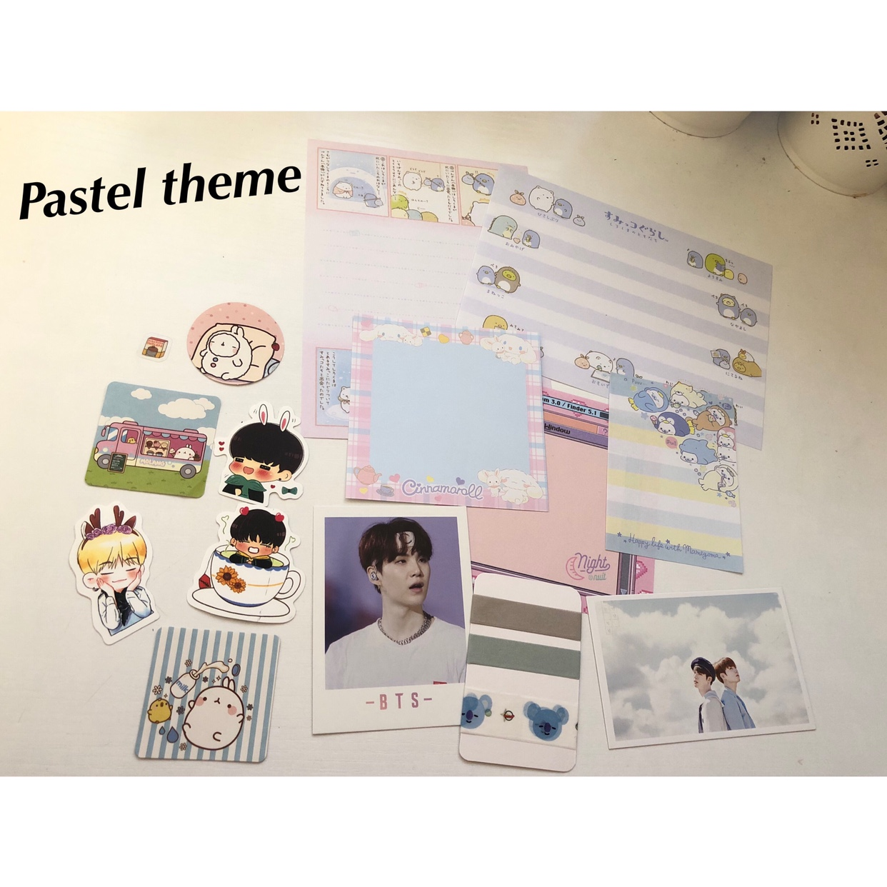 ♡ bts stationary pen pal sets ♡ good for penpals or    - Depop